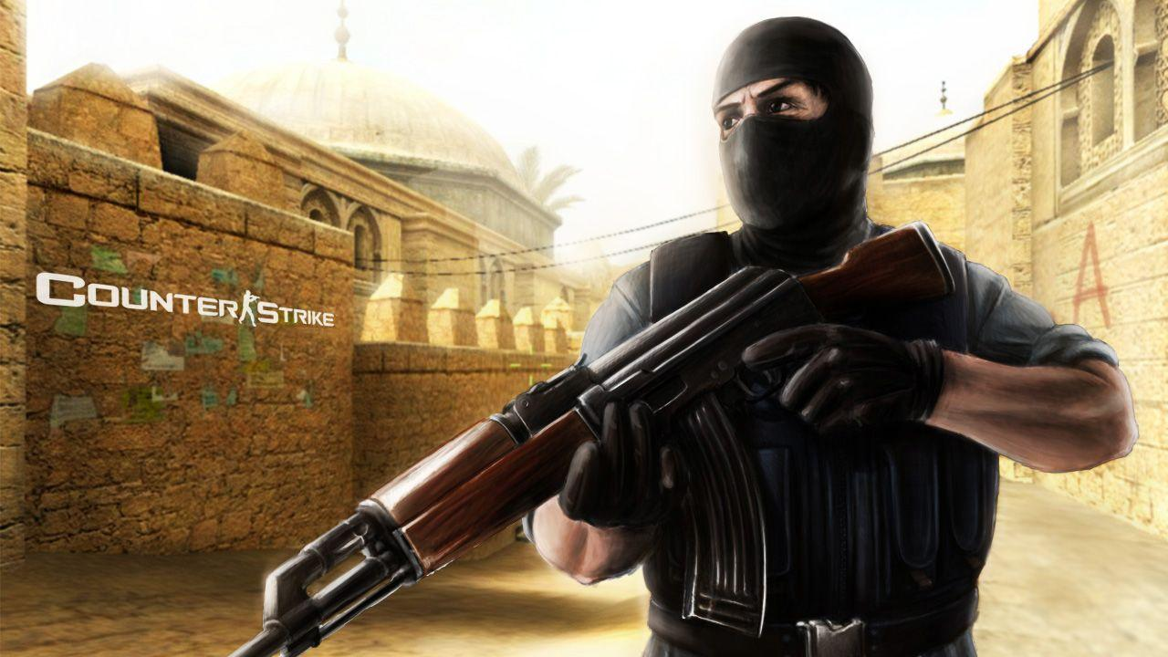 Learn How to play Counter-Strike 1.6 Game